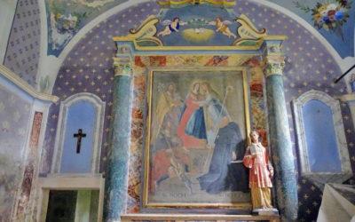 Le CAUE visite la Chapelle du Mollaret