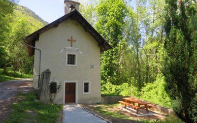 La chapelle de la Visitation se visite tous les samedis après-midi de l'été